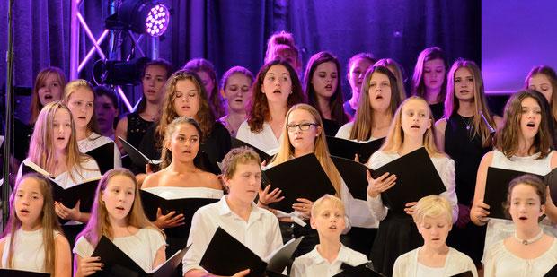 Kammerchor im Konzert 2011