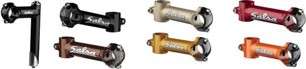 Salsa - Vorbauten - 05.11.2007 & 01.03.2008