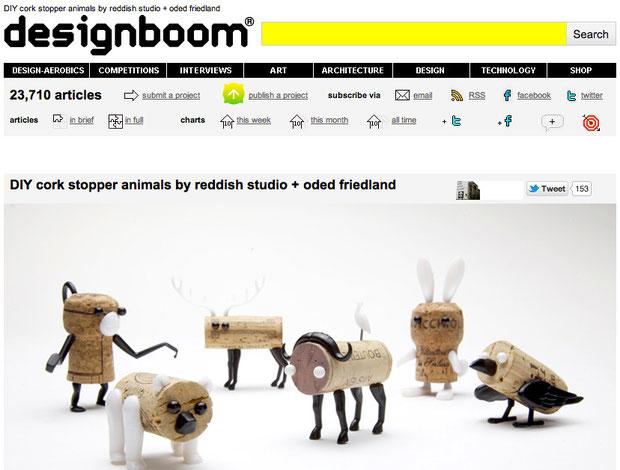 Designboom Corkers Monkey Business