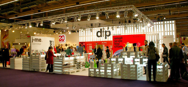 dfp design Stand/Booth Ambiente
