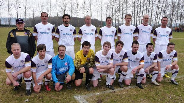 SV Manhartsberg Kampfmannschaft Frühjahr 2011