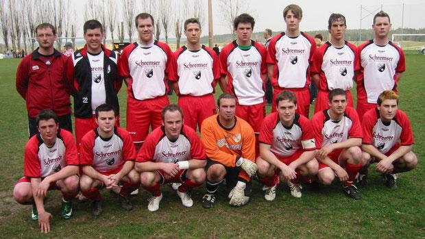 SV Manhartsberg Kampfmannschaft Frühjahr 2009