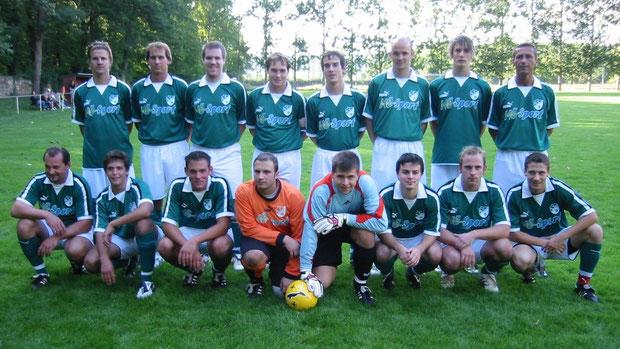 SV Manhartsberg Kampfmannschaft Herbst 2008