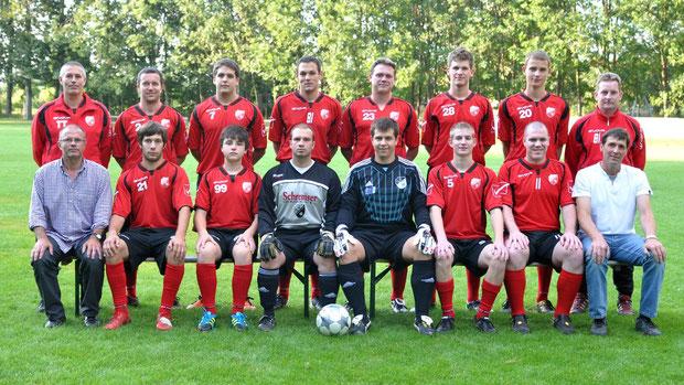 SV Manhartsberg, SVM, Reservemannschaft, Reserve, Herbst 2011