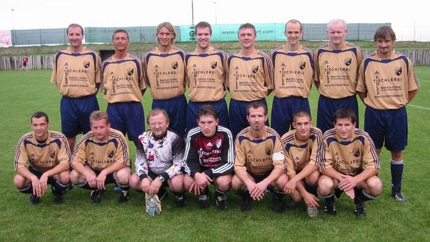 SV Manhartsberg Kampfmannschaft Herbst 2005