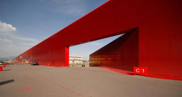 Jean Nouvel – Il kilometro rosso