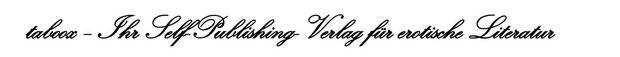 taboox - Ihr Self-Publishing-Verlag für erotische Geschichten