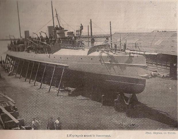 """""""Armée et Marine"""", n° 29 du 22 juillet 1900 (page 581)"""