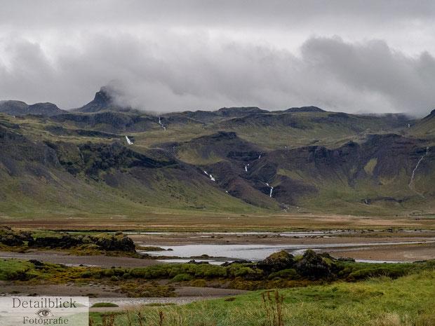 Landschaft von Búðir