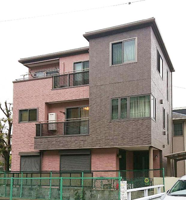 船橋市中野木の屋根・外壁塗装工事