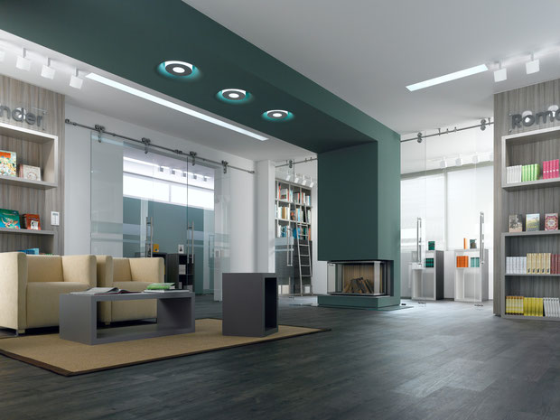 sch ner wohnen mit glatte w nde und decke hochwertige malerarbeiten. Black Bedroom Furniture Sets. Home Design Ideas