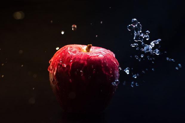 Fasten Federleicht Herbst Äpfel Korb Jesendorf
