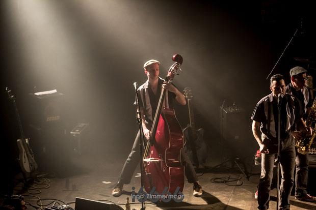 Bobbin Baboons im Live Club Bamberg 2015