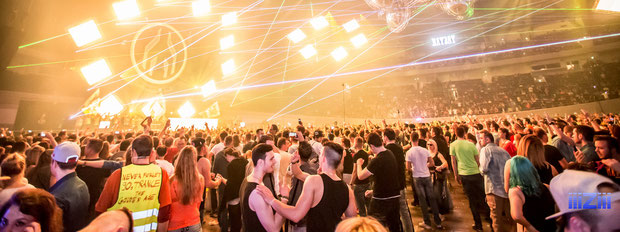 partypeople @ mayday - Westfalenhalle