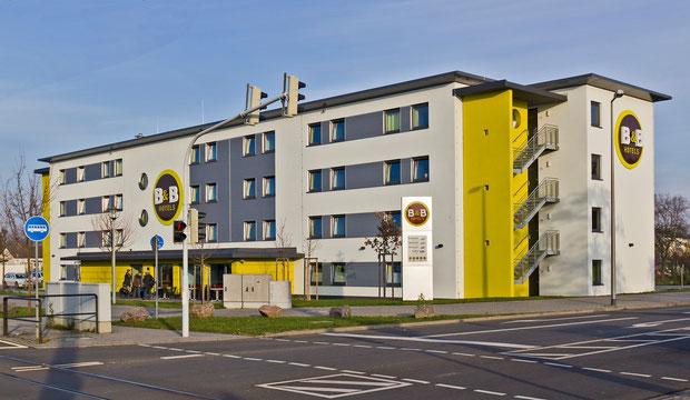 Bild: B&B Hotel Mannheim