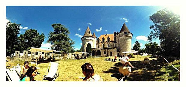 Château de Bridoire near Monbazillac