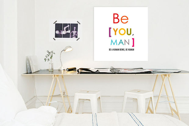 deco-be-human-be-you-man