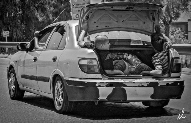 Casual conversation, Liban, Isaure Lambert
