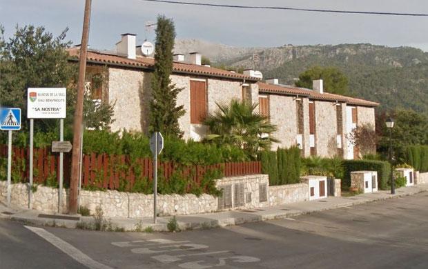 Residencial en Mancor de la Vall. Mallorca