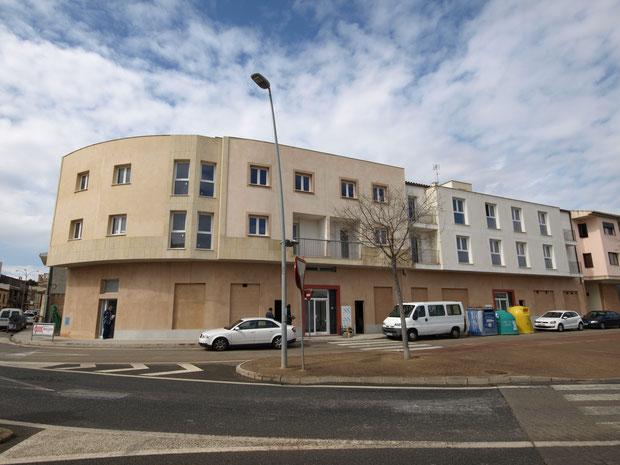 Edificio plurifamiliar en Sa Pobla. Banc Sabadell.