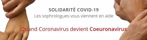 Sophrosolodarité - Quand coronavirus devient coeuronavirus