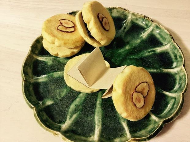 クッキー型豆本