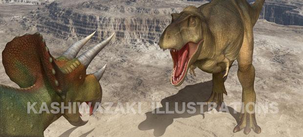 学研(なぜ?の図鑑恐竜)ティラノサウルスはいちばん強かったの?