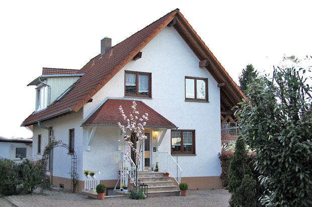 Haus Ferienwohnung Schallstadt