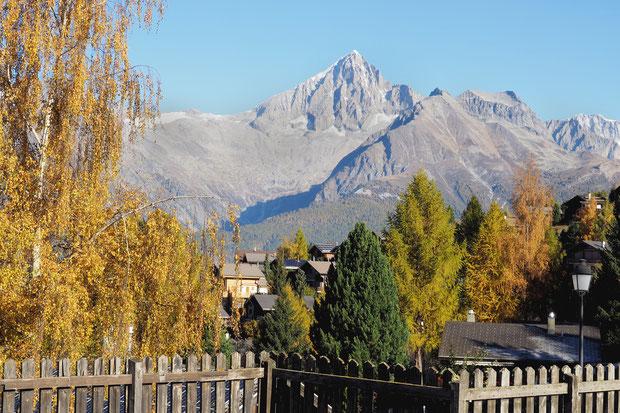 fabelhafte Aussicht, Berge, Wolken, Ferien, Wanderen, Freihzeit, Chalet, Ferienhaus,