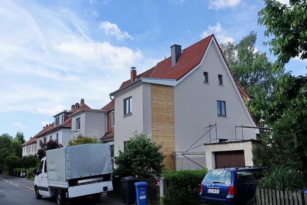 Sanierung Haus Göttingen