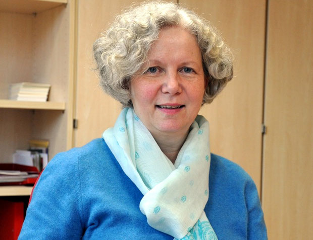 Bildungsreferentin Rita Stoll. Foto: Gert Holle