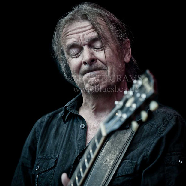 Andy Egert Blues Band - BluesBalticaEutin 2017