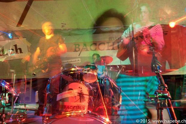 Bacchus Live im Cotton Club Gerlafingen