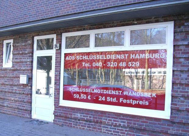 Schlüssel nachmachen in Hamburg Wandsbek