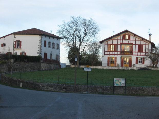 Quelques maisons