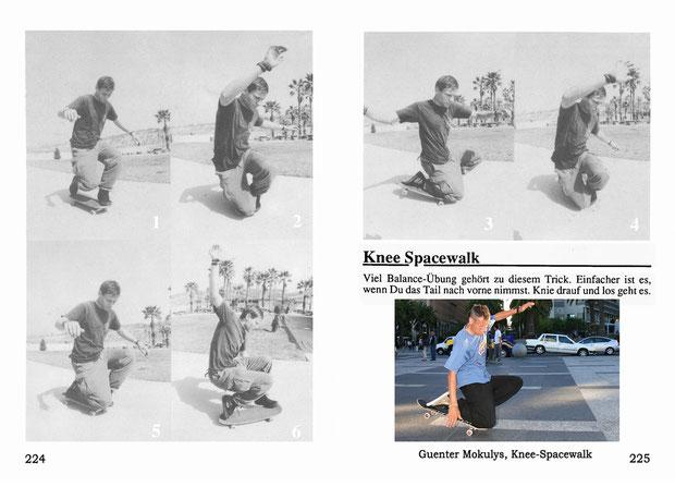 Guenter Mokulys. Trick: Knee-Spacewalk.