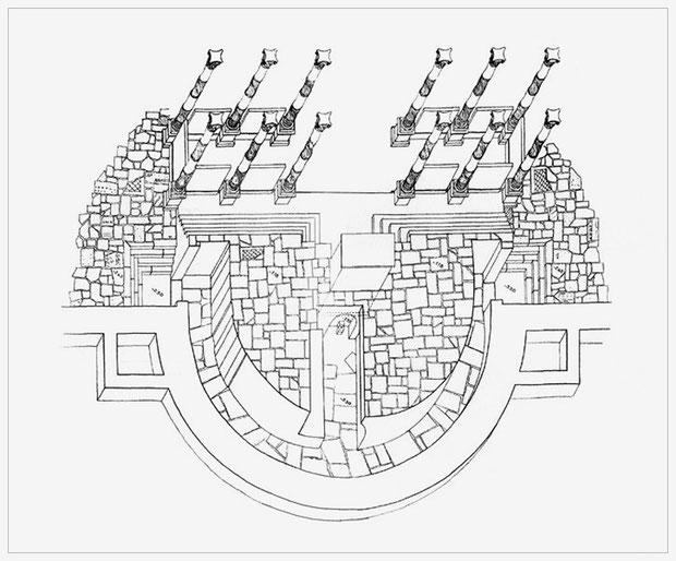 [da Prandi, La tomba di S. Pietro nei pellegrinaggi dell'età medievale, Todi 1963]