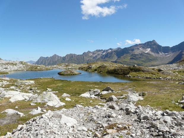 Lago delle Pigne