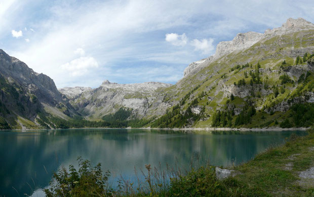 Lac de Tseuzier VS
