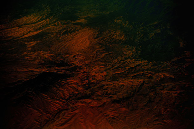 RED CONTINENT from 陸-Riku-
