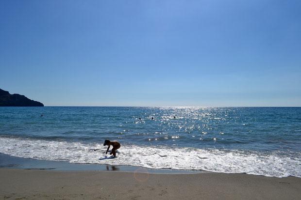 Красота Ливийского моря!