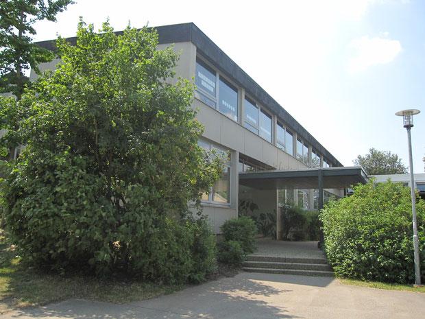 Eingangsbereich der Eichbergschule