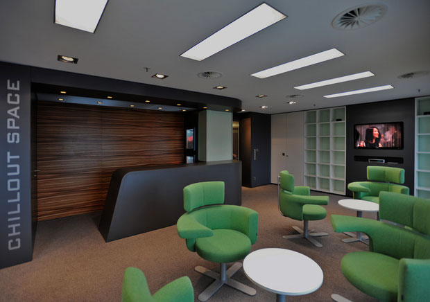 pullmann lounge chillout space planung visualisierung architektur drahtler architektur planungsgruppe dortmund hörde