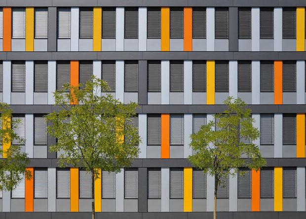 head office raith gmbh dortmund drahtler architekten planungsgruppe visualisierung nanotechnologie fassade