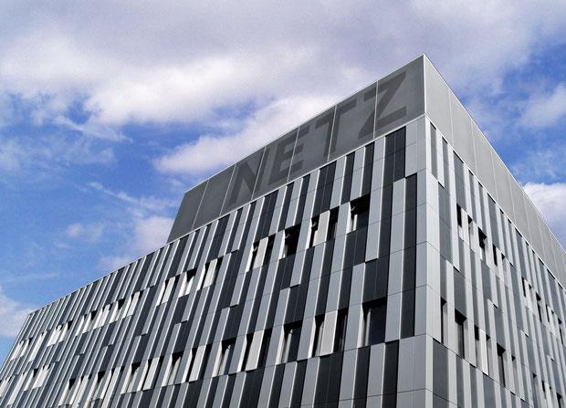 netz-CeNIDE uni duisburg architektur drahtler architekten planungsgruppe planung dortmund