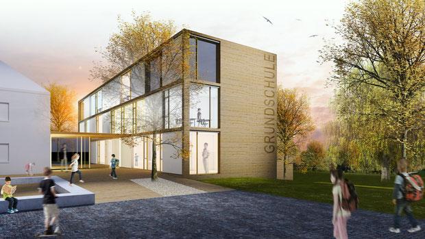 NGW neubau grundschle worbis drahtler architekten dortmund planungsgruppe 2014
