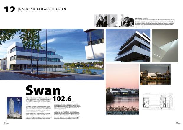 stylus, Dortmund, Phönixsee, Architektur, Drahtler Architekten, Zeitschrift