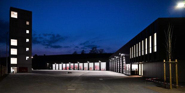 Feuerwehr und Multifunktionsgebäude Rülzheim