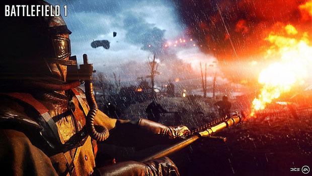 Beste PC Spiele: Battlefield 1