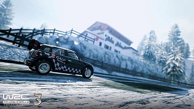 Rally Spiele Geschichte: WRC 3 (2003)